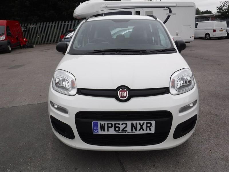 used Fiat Panda EASY in in-huddersfield-west