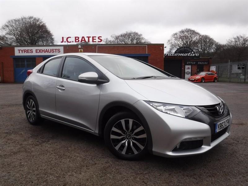 used Honda Civic I-DTEC ES in in-huddersfield-west