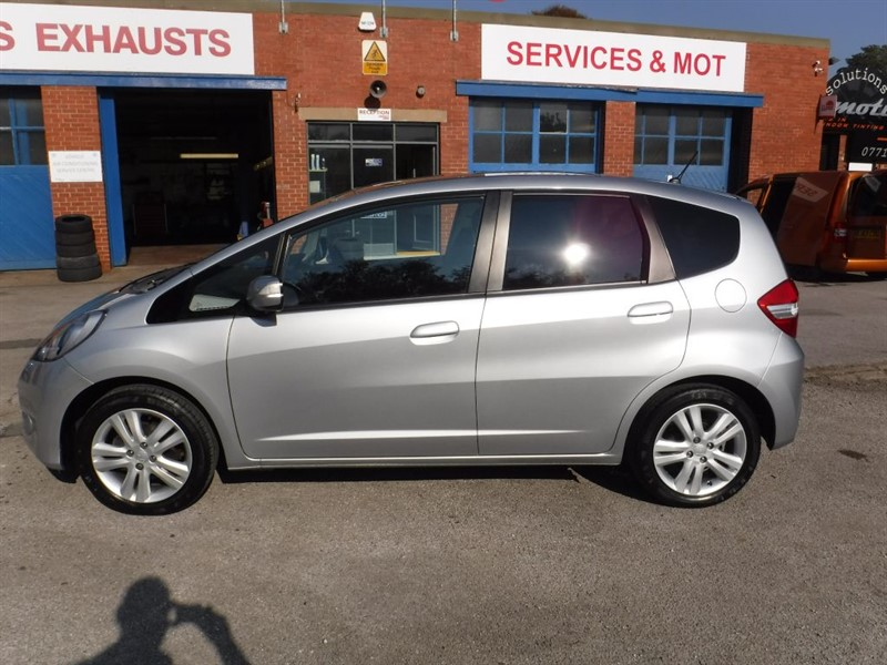 used Honda Jazz I-VTEC EX in in-huddersfield-west