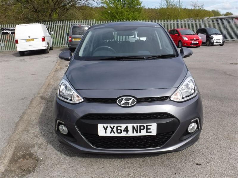 used Hyundai i10 PREMIUM in in-huddersfield-west