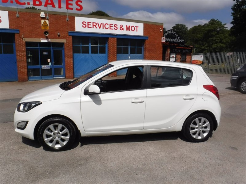 used Hyundai i20 ACTIVE in in-huddersfield-west