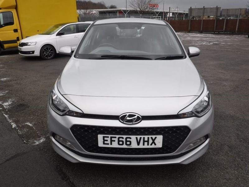 used Hyundai i20 MPI SE in in-huddersfield-west