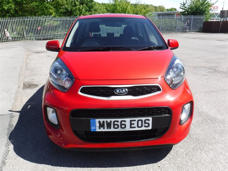 used Kia Picanto 1 AIR in in-huddersfield-west