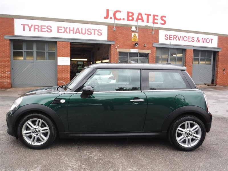 used MINI Hatch COOPER in in-huddersfield-west