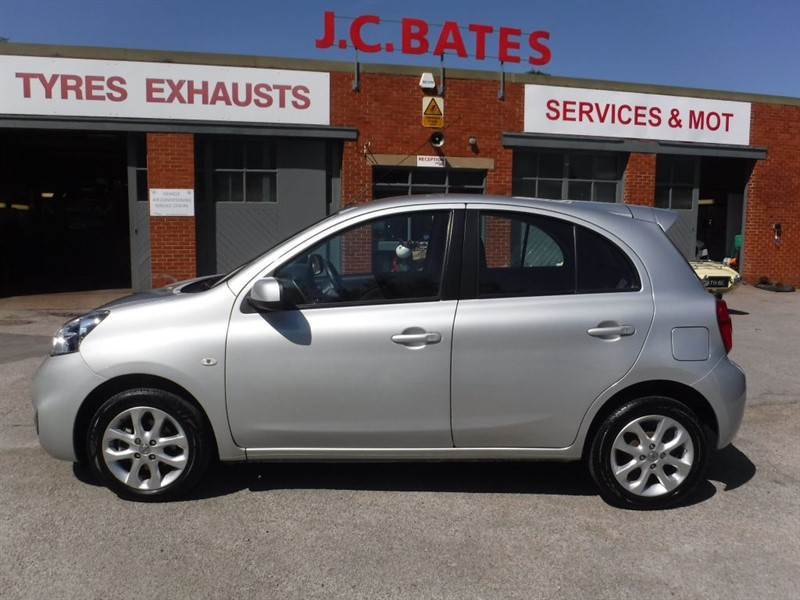 used Nissan Micra ACENTA in in-huddersfield-west