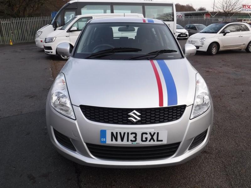 used Suzuki Swift SZ3 in in-huddersfield-west