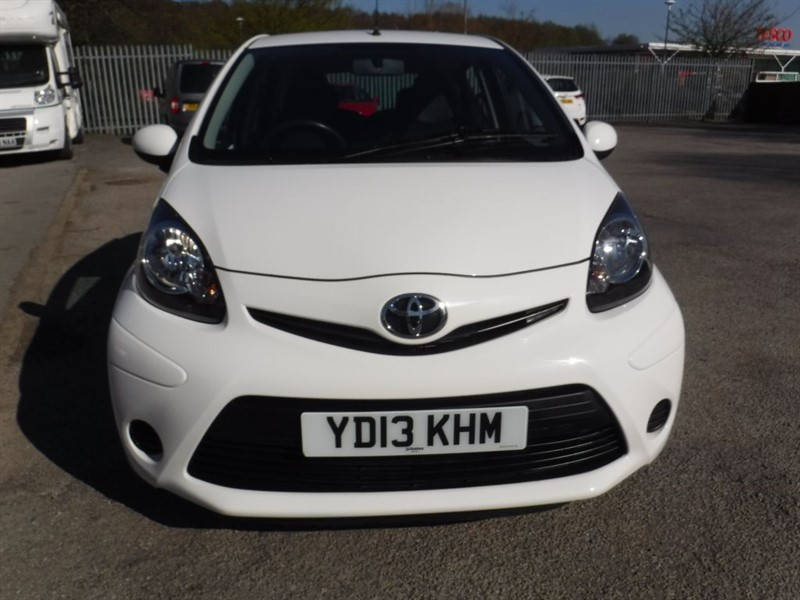used Toyota Aygo VVT-I ICE in in-huddersfield-west