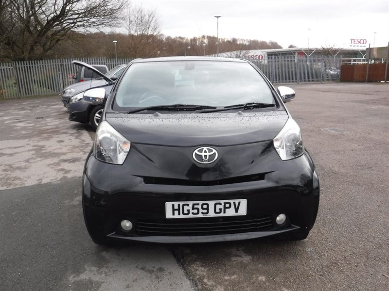 used Toyota iQ VVT-I IQ3 in in-huddersfield-west