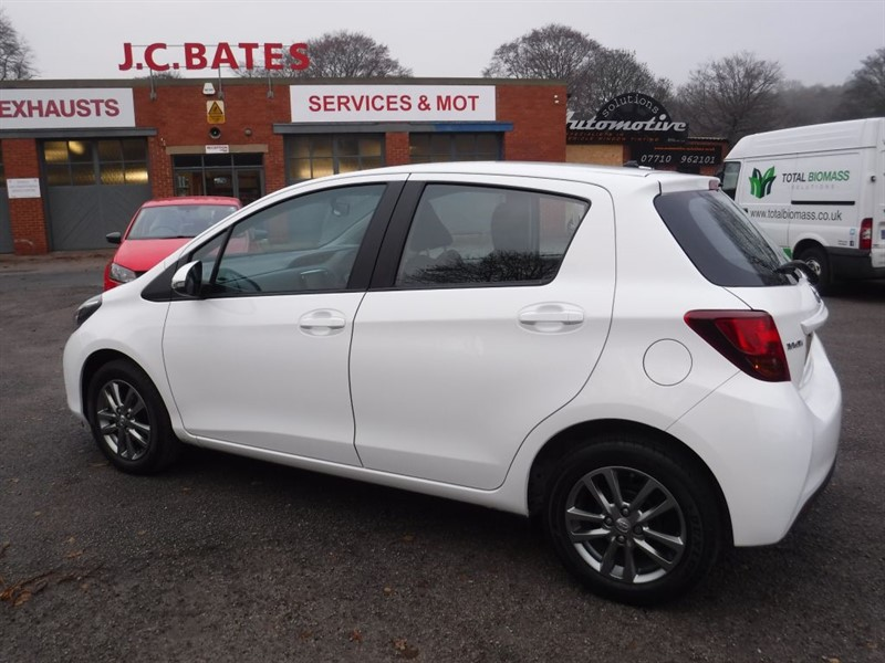 used Toyota Yaris VVT-I ICON in in-huddersfield-west