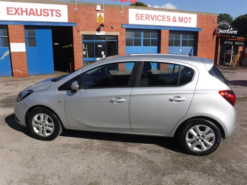 used Vauxhall Corsa DESIGN in in-huddersfield-west