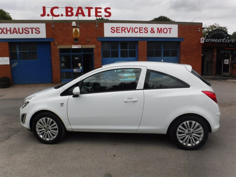 used Vauxhall Corsa ENERGY AC ECOFLEX in in-huddersfield-west