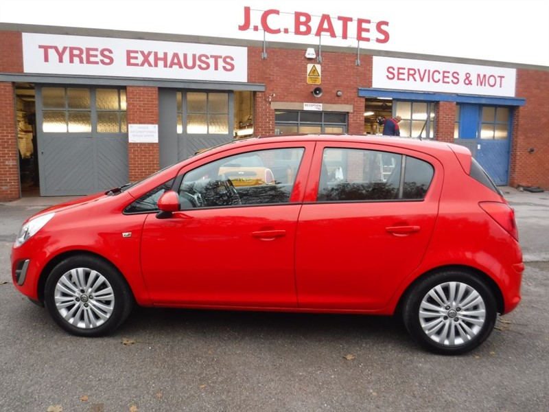 used Vauxhall Corsa ENERGY AC in in-huddersfield-west