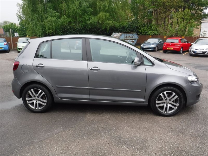 used VW Golf Plus SE TSI in in-huddersfield-west