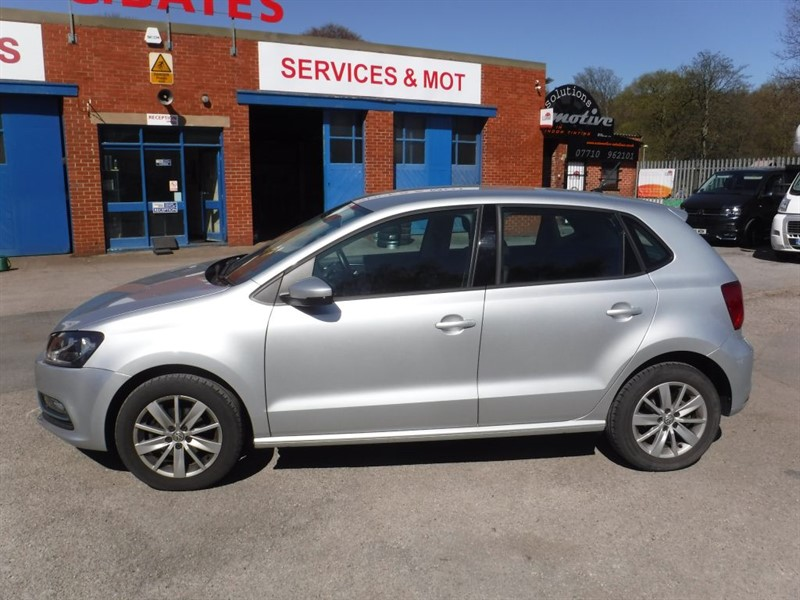 used VW Polo SE TSI in in-huddersfield-west