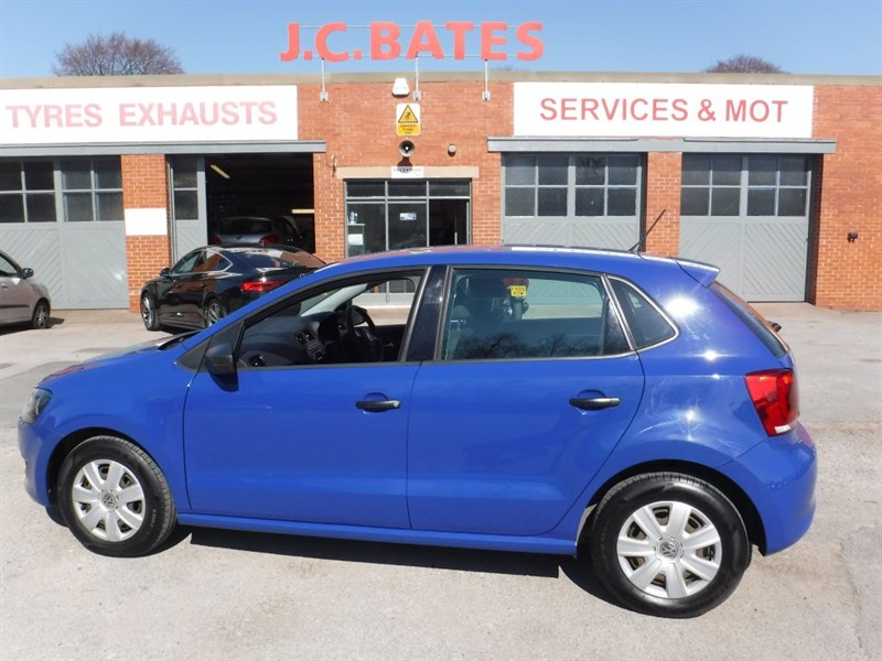 used VW Polo S A/C in in-huddersfield-west