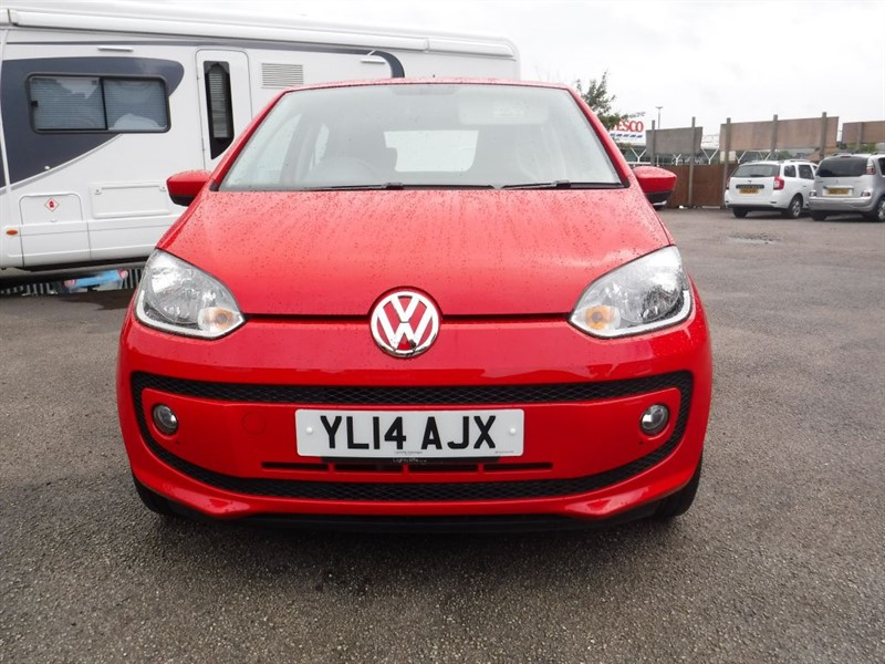 used VW Up HIGH UP in in-huddersfield-west