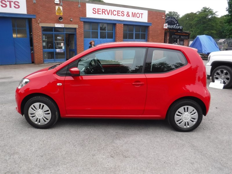 used VW Up MOVE UP in in-huddersfield-west