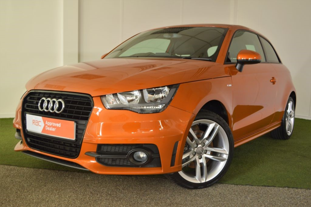 used Audi A1 TFSI S LINE in bournemouth