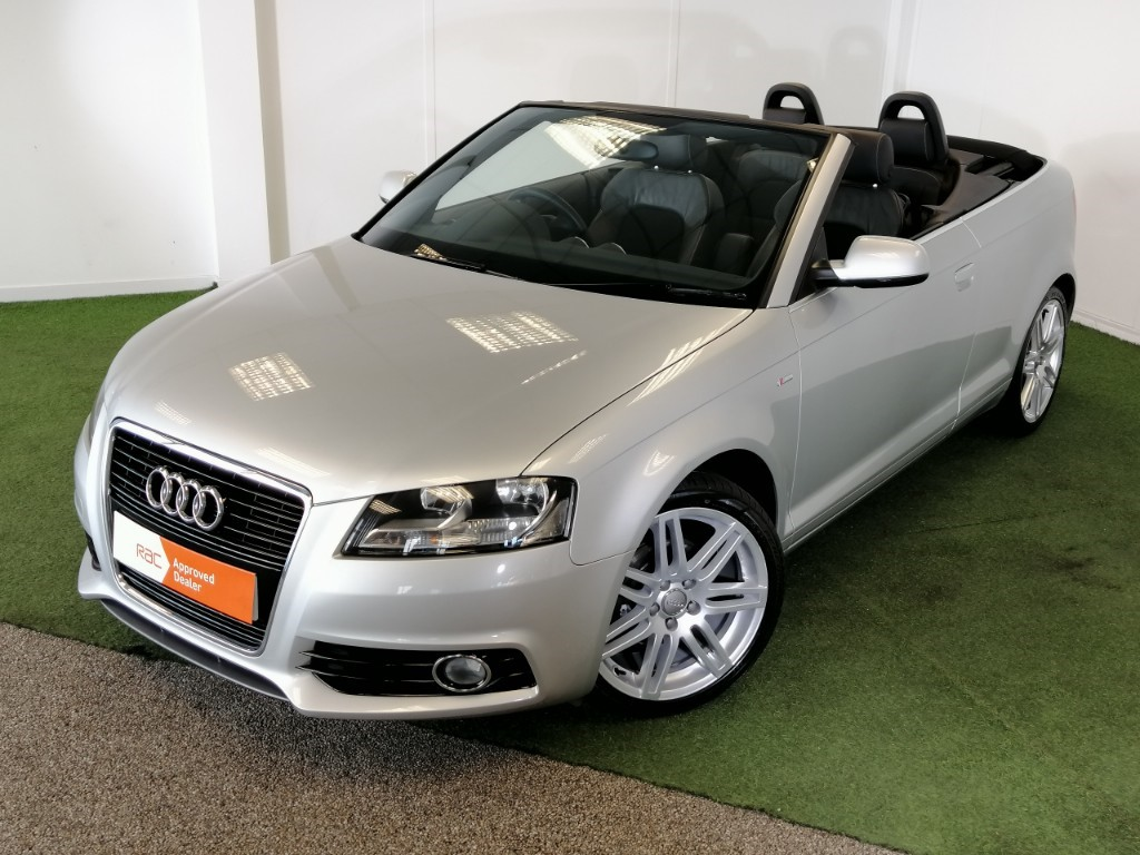 used Audi A3 TFSI S LINE in bournemouth