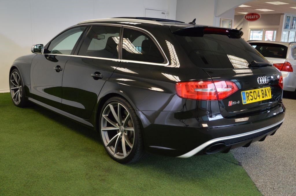 Used Black Audi RS Avant For Sale Dorset - Audi rs4 avant for sale