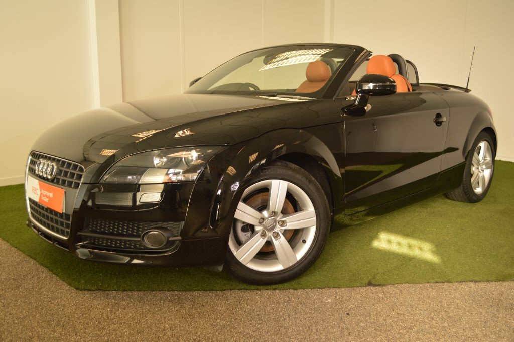 used Audi TT TFSI in bournemouth