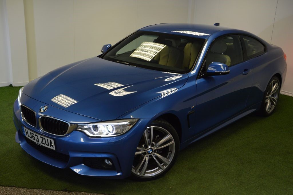 used BMW 420i M SPORT in bournemouth