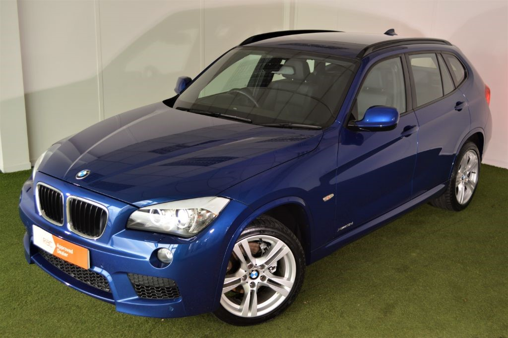used BMW X1 XDRIVE18D M SPORT in bournemouth