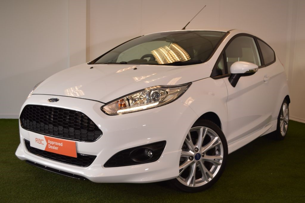 used Ford Fiesta ZETEC S in bournemouth