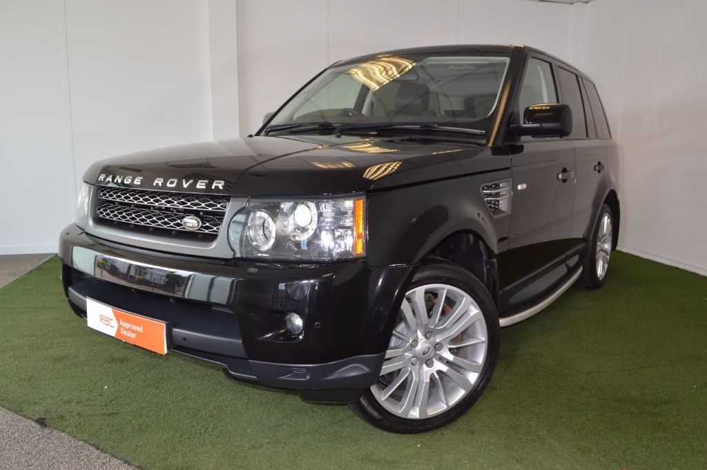 used Land Rover Range Rover Sport 3.0TDV6 HSE in bournemouth