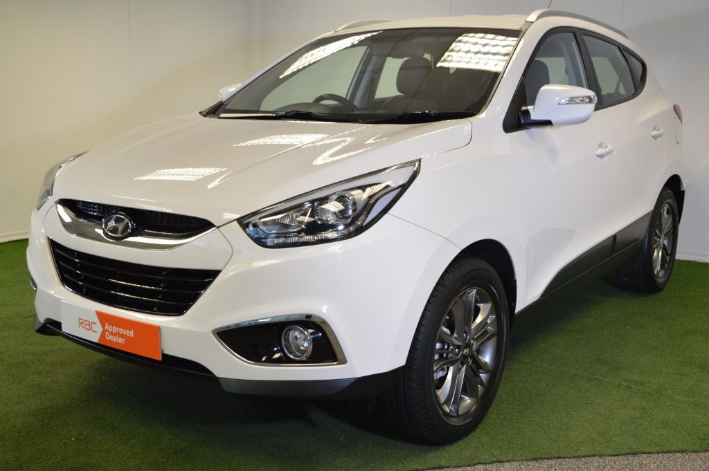 used Hyundai ix35 SE CRDI in bournemouth