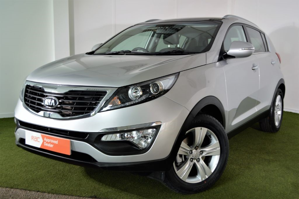 used Kia Sportage 2 in bournemouth
