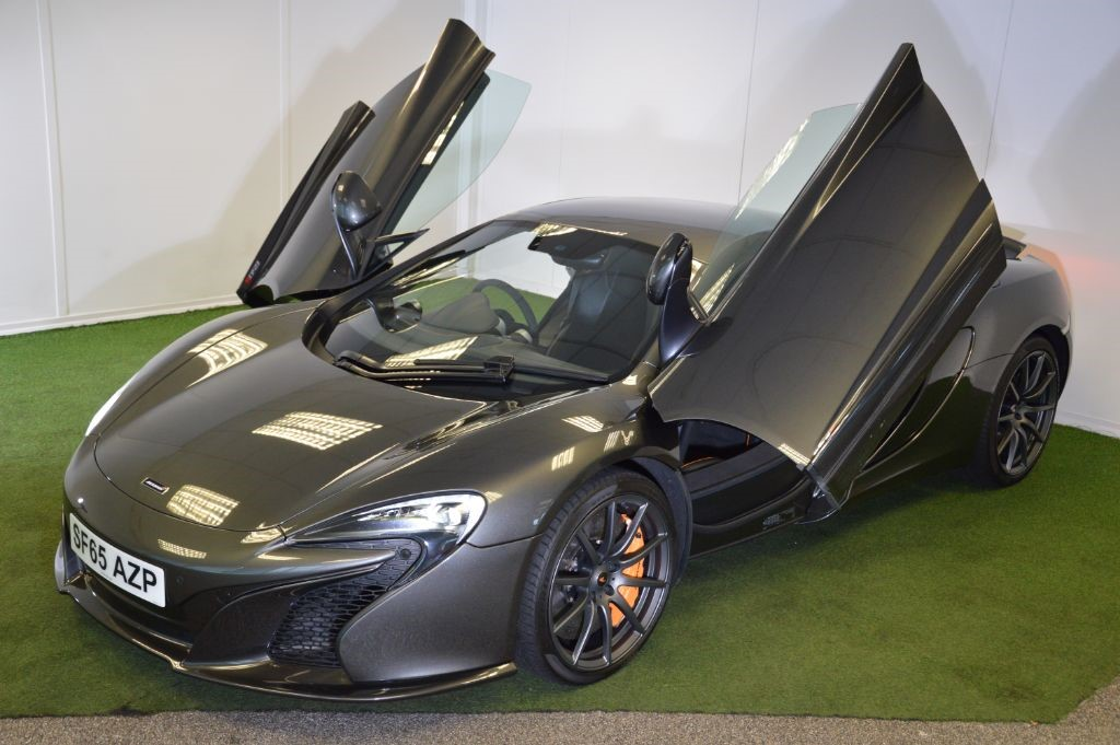 used Mclaren 650s V8 SSG in bournemouth