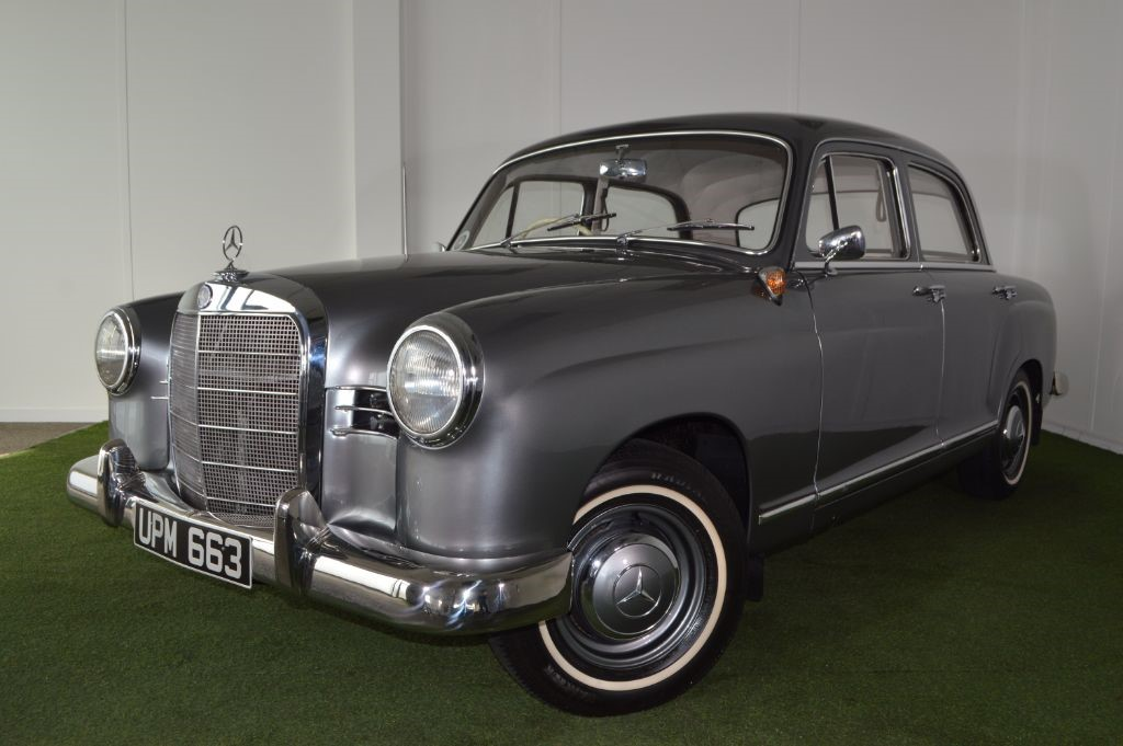 used Mercedes 190 B 'Ponton' in bournemouth