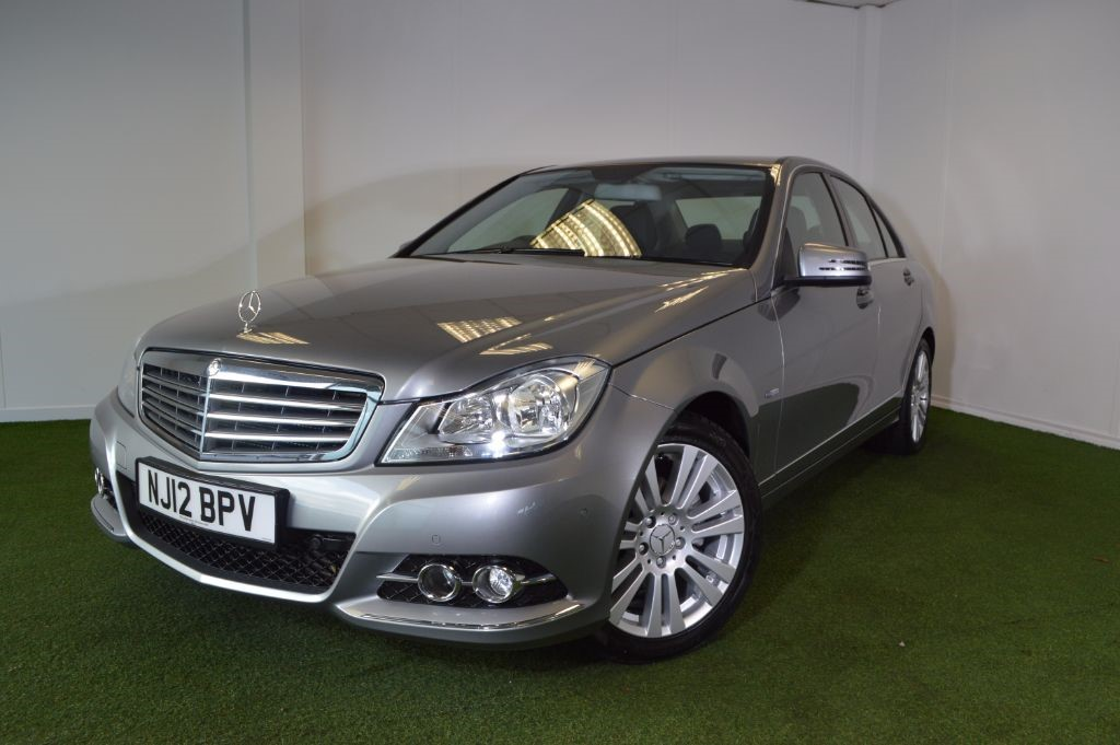 used Mercedes C180 BLUEEFFICIENCY ELEGANCE in bournemouth