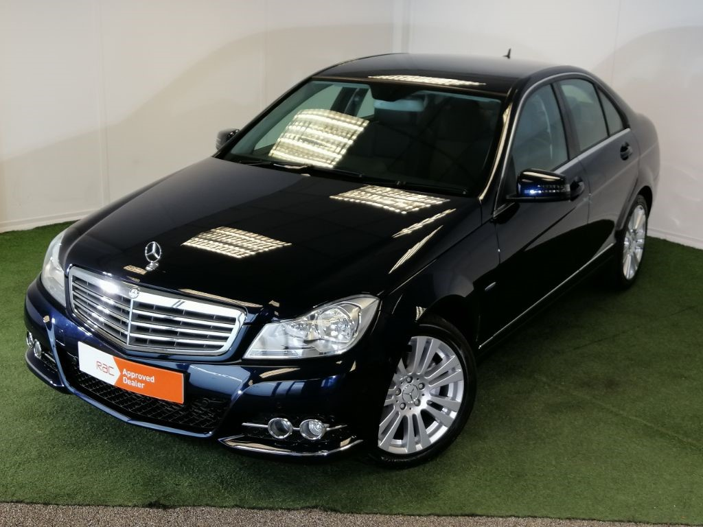 used Mercedes C220 CDI BLUEEFFICIENCY ELEGANCE in bournemouth