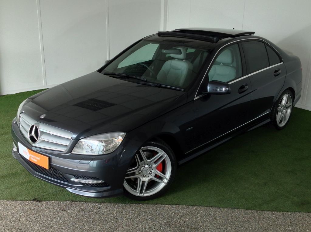 used Mercedes C350 CDI BLUEEFFICIENCY SPORT in bournemouth