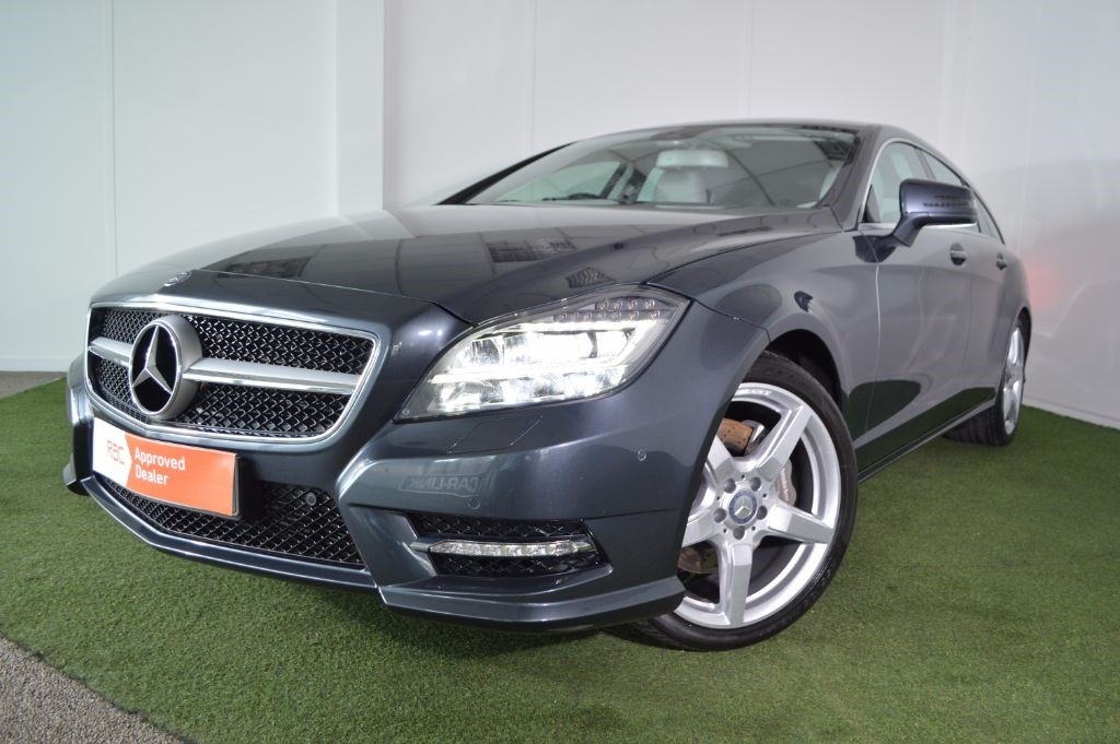 used Mercedes CLS CLS350 CDI BLUEEFFICIENCY AMG SPORT in bournemouth