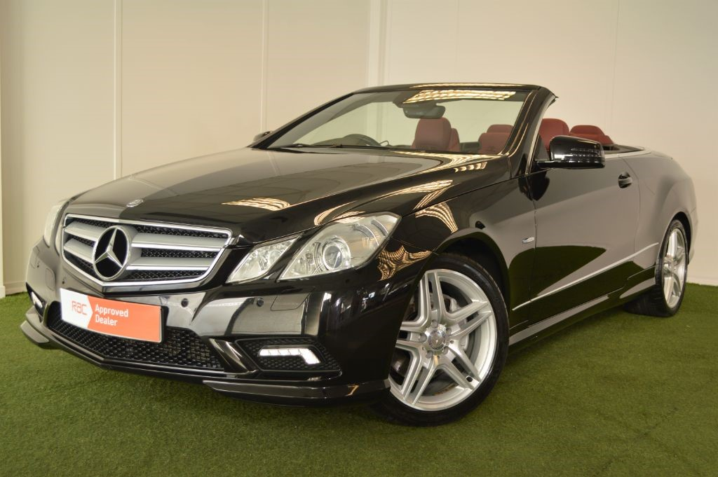 used Mercedes E250 CGI BLUEEFFICIENCY SPORT in bournemouth