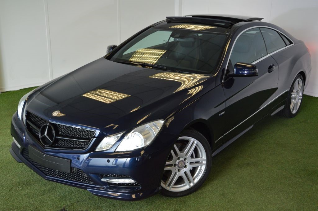 used Mercedes E350 CDI BLUEEFFICIENCYSPORT COUPE in bournemouth
