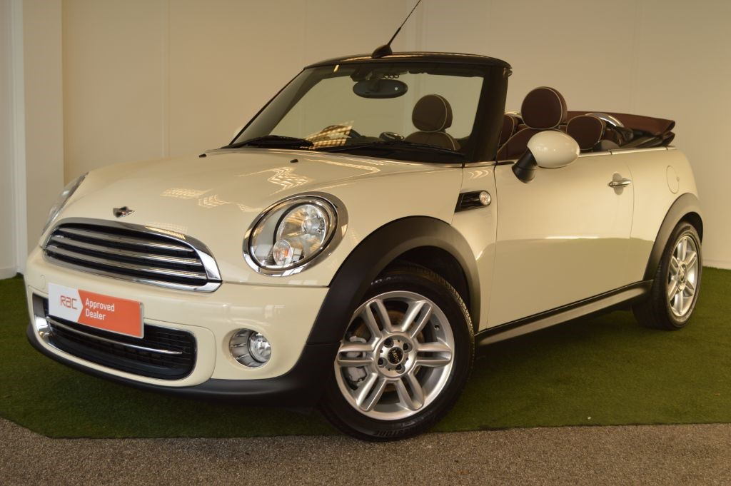 used MINI Convertible COOPER in bournemouth