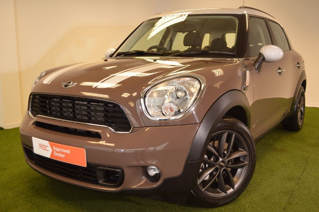 used MINI Countryman COOPER S ALL4 in bournemouth