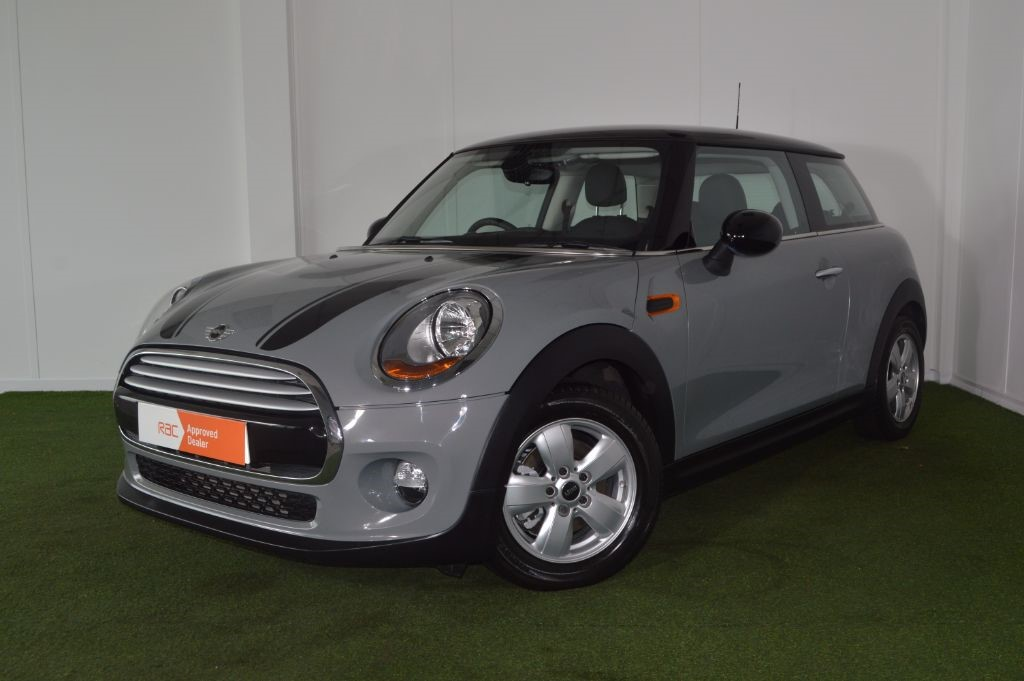 used MINI Hatch COOPER in bournemouth