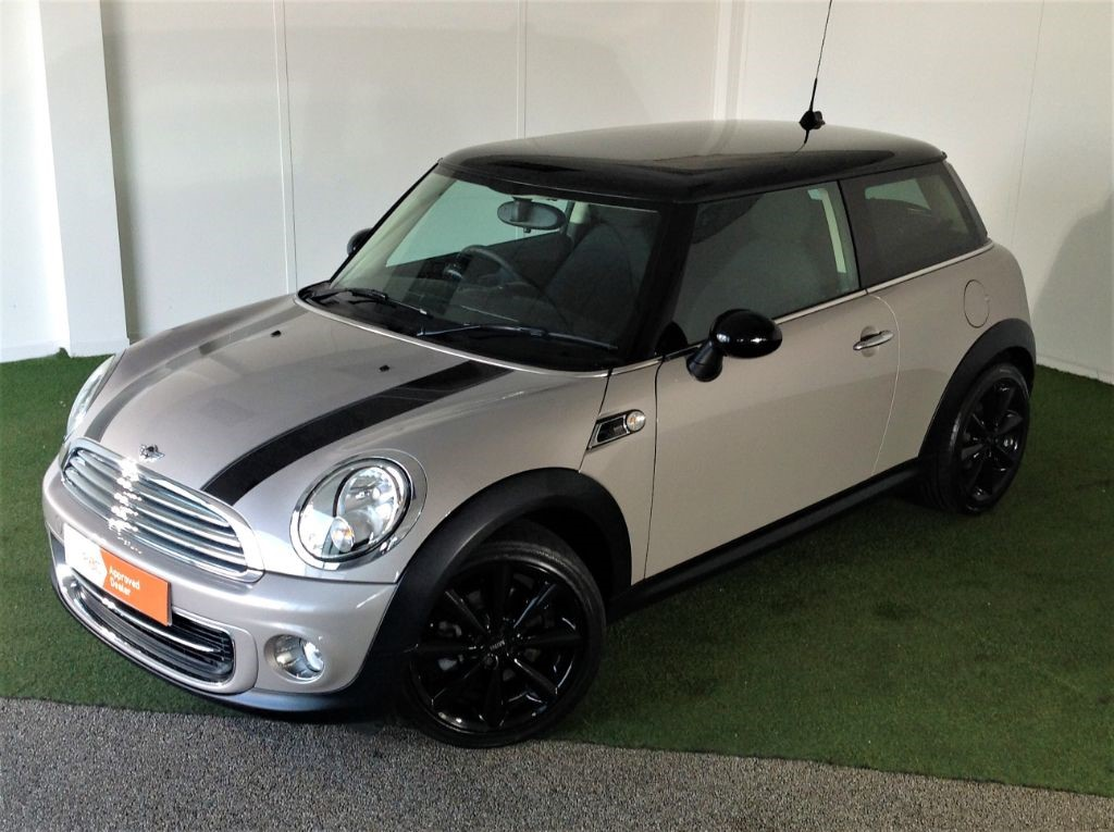 used MINI Hatch COOPER BAKER STREET in bournemouth