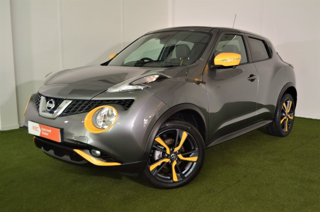 used Nissan Juke TEKNA DIG-T in bournemouth