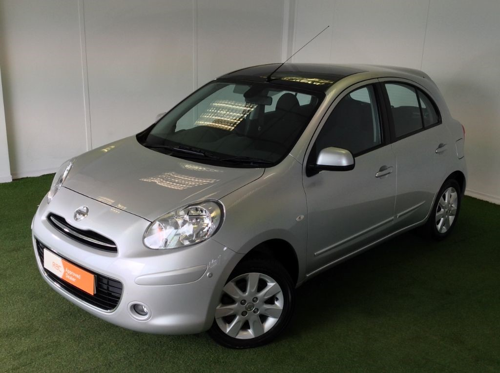 used Nissan Micra TEKNA in bournemouth