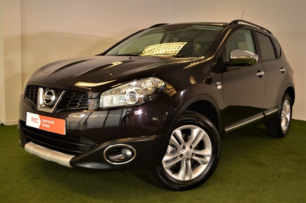 used Nissan Qashqai 360 in bournemouth