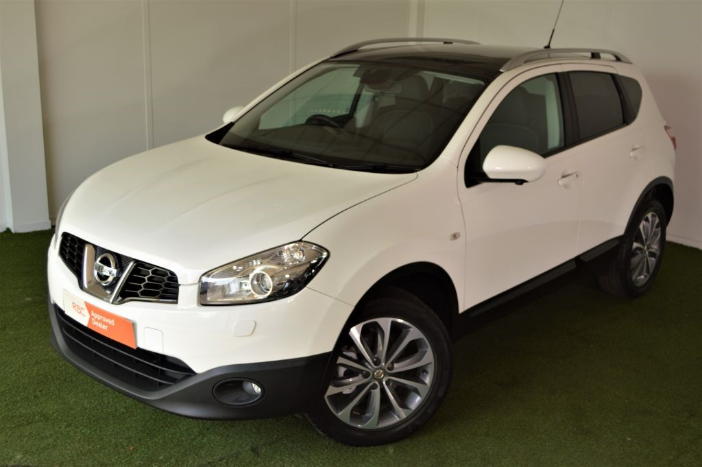 used Nissan Qashqai TEKNA in bournemouth