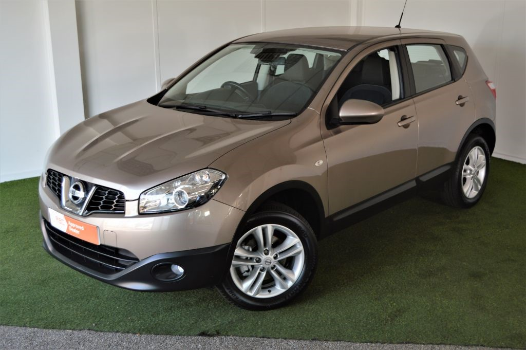 used Nissan Qashqai ACENTA in bournemouth