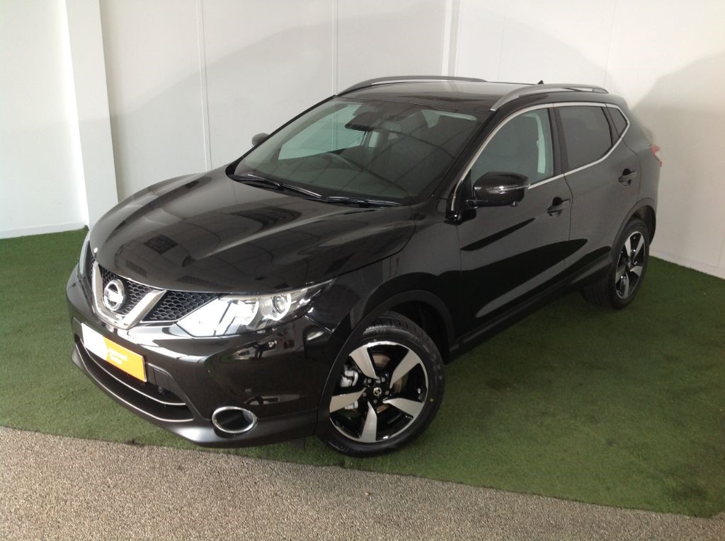 used Nissan Qashqai N-TEC PLUS DIG-T in bournemouth