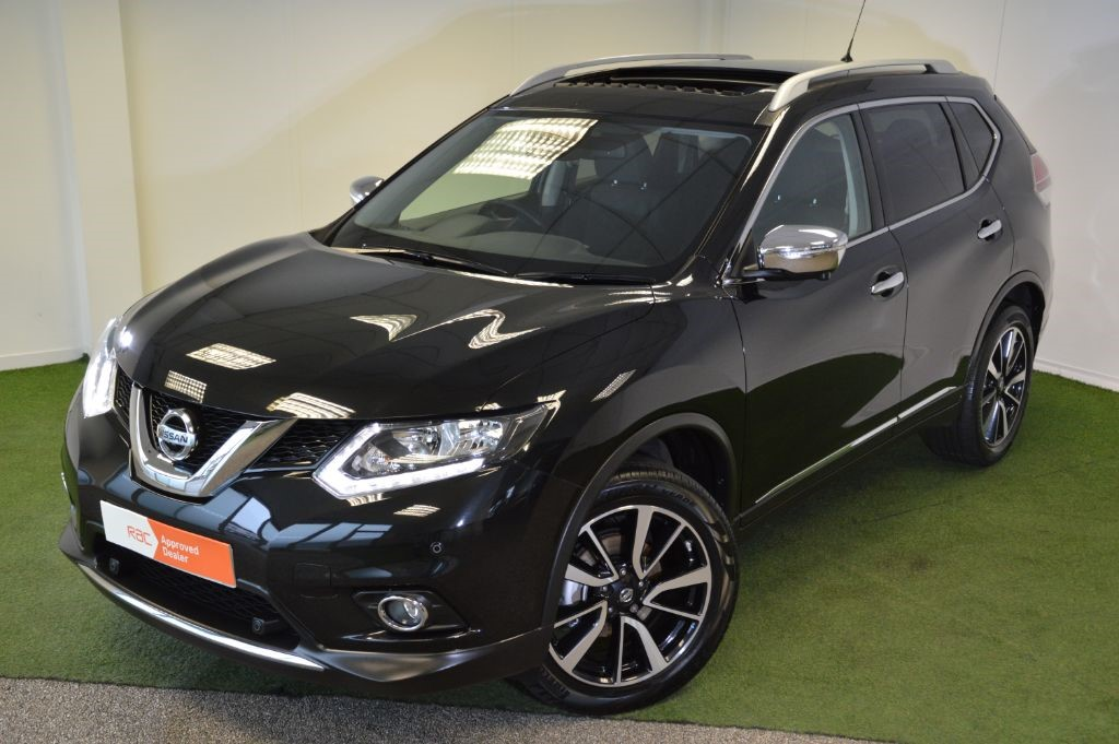 used Nissan X-Trail DCI N-TEC in bournemouth
